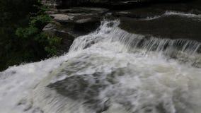 Wasserfälle stock footage