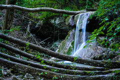 Wasserfälle Stockfotografie