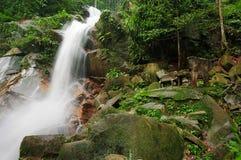 Wasserfälle, Jeram Toi Wasserfälle 03 Stockfoto