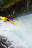 Wasserfälle in Norwegen Stockfoto
