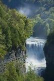 Wasserfälle von Letchworth Lizenzfreies Stockfoto