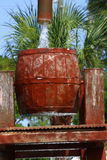 Wasserfaß Lizenzfreie Stockfotografie