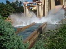 Wasserfahrt Stockbild