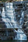 Wasserfall 002 stockbild