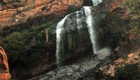 Wasserfall 2 Stockfoto