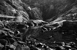Wasserfall Lizenzfreie Stockfotografie