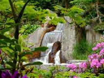 Wasserfall. Lizenzfreie Stockfotos