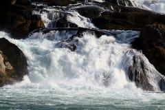 wasserfall Fotografering för Bildbyråer