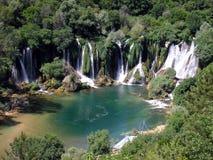 Wasserfall (2) Stockfotos