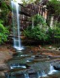 Wasserfall. Stockfotografie