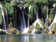 Wasserfall (3) Lizenzfreies Stockfoto