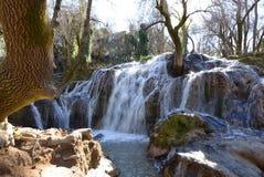 Wasserfall 1 Stockfotografie