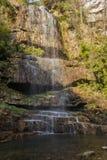Wasserfall stock abbildung