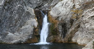 Wasserfall stock footage