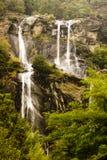 Wasserfall Acqua Fraggia Italien Lizenzfreies Stockfoto