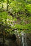 Wasserfall in Aserbaidschan Lizenzfreies Stockbild