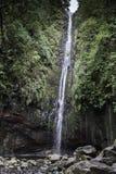 Wasserfall auf Madeira-Insel 25 fontes Lizenzfreies Stockbild