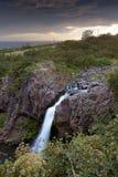 Wasserfall bei Skaftafell Stockfotos