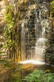 Wasserfall in Botswana stockfoto