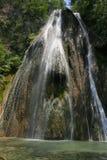 Wasserfall cola de Caballo Lizenzfreies Stockbild