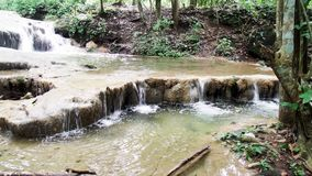 Wasserfall der Altar Lizenzfreie Stockfotos