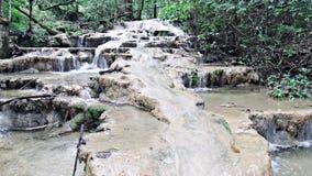 Wasserfall der Altar Stockbild