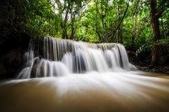 Wasserfall der milchige Mae Lizenzfreies Stockbild