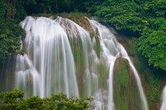 Wasserfall des Verbots Gioc - Detian in Cao Bang, Vietnam Stockbild