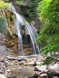 Wasserfall Djur - Djur Alushta, Russland stockfotos