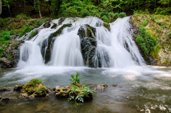 Wasserfall Dokuzak stockbild