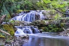 Wasserfall Drianovo Lizenzfreie Stockbilder