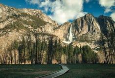 Wasserfall - eine Möglichkeit Lizenzfreies Stockbild