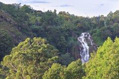 Wasserfall in Ella - Sri Lanka lizenzfreies stockfoto