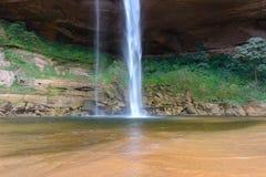 Wasserfall am Garten von Freuden, Santa Cruz, Bolivien Stockbilder