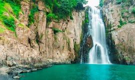 Wasserfall Haew Narok (Abgrund der Hölle), Nationalpark Kao Yais, Tha Lizenzfreies Stockfoto