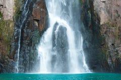 Wasserfall Haew Narok (Abgrund der Hölle), Nationalpark Kao Yais, Tha Lizenzfreies Stockbild