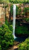 Wasserfall-Himmel Stockfotos
