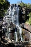 Wasserfall in Hogsback-Bereich Stockfoto