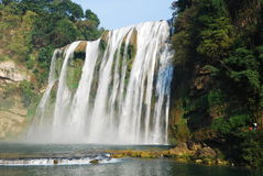 Wasserfall Hua Guo Shu Stockfotografie