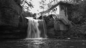 Wasserfall I Stockbilder