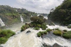Wasserfall Iguacu Lizenzfreies Stockbild