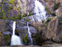 Wasserfall im Nationalpark, Thailand Lizenzfreie Stockbilder