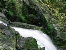Wasserfall im Nationalpark, Thailand 9 Lizenzfreies Stockbild