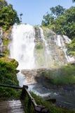 Wasserfall im Norden von Thailand Lizenzfreie Stockbilder