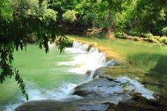 Wasserfall im saraburi Stockbilder