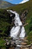 Wasserfall-Insel von skye Lizenzfreie Stockbilder