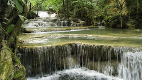 Wasserfall inThailand Stockbild
