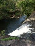 Wasserfall Khao Yai im Nationalpark Lizenzfreie Stockfotos