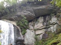 Wasserfall-Klippe Lizenzfreies Stockbild