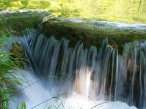 Wasserfall in Kroatien Stockbilder